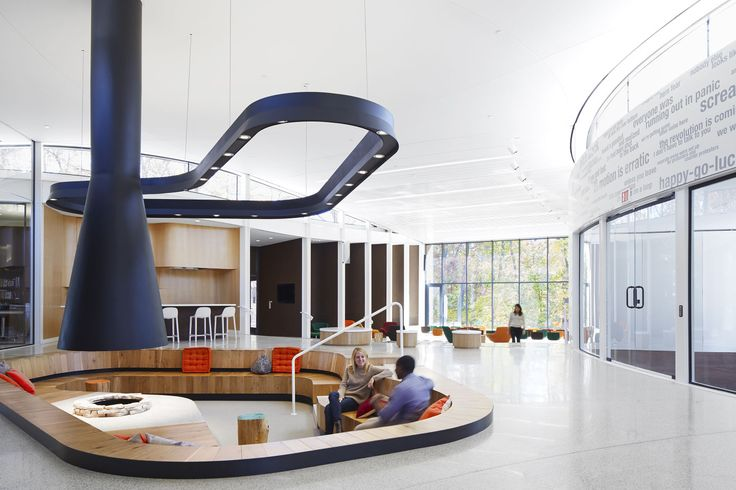Steve Hall / Hedrich Blessing, Studio Gang Architects · The Arcus Center for Social Justice Leadership at Kalamazoo College Elevates the Important Human Rights Works Taking Place Within · Divisare
