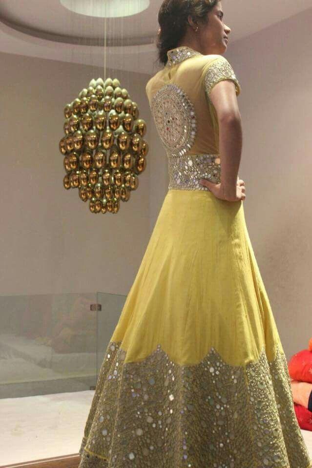 Asiana dress