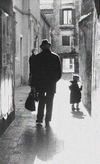 helinän hetkiä: Mother is waiting - Venice