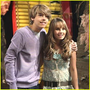 Cody and Bailey (suite life on deck)