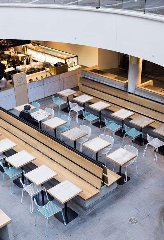MLC Centre Food Court - Bookmarc Online