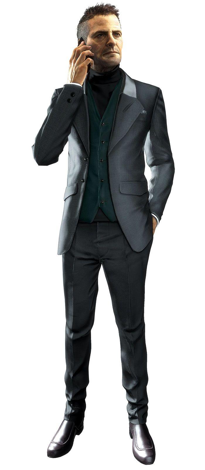 Jim Miller - Characters & Art - Deus Ex: Mankind Divided
