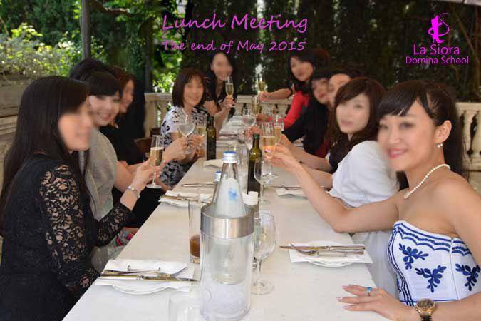 2015 Lunch Meeting / La Sioara