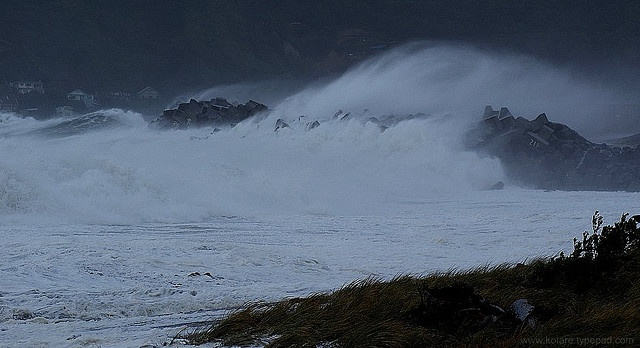 Wild weather by Peter Hodge, via Flickr