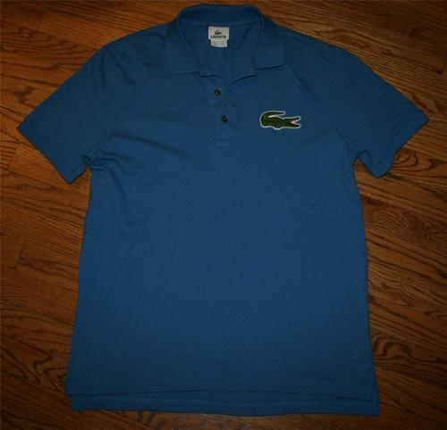 Pin by be happy be irish on izod lacoste pinterest for Lacoste shirts with big alligator
