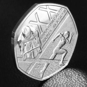 Could this be the last ever Scottish 50p?
