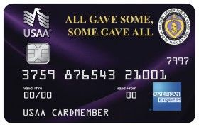 American Express | Military Order of the Purple Heart (MOPH) | USAA
