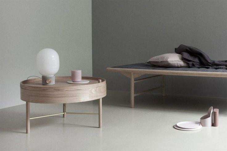 """Mit Betonfuß: Tischleuchte """"Jwda Concrete"""" von Menu - Bild 12 - [SCHÖNER WOHNEN]"""