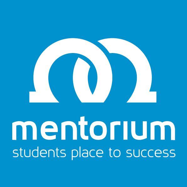 mentorium-logo-blau-weiss