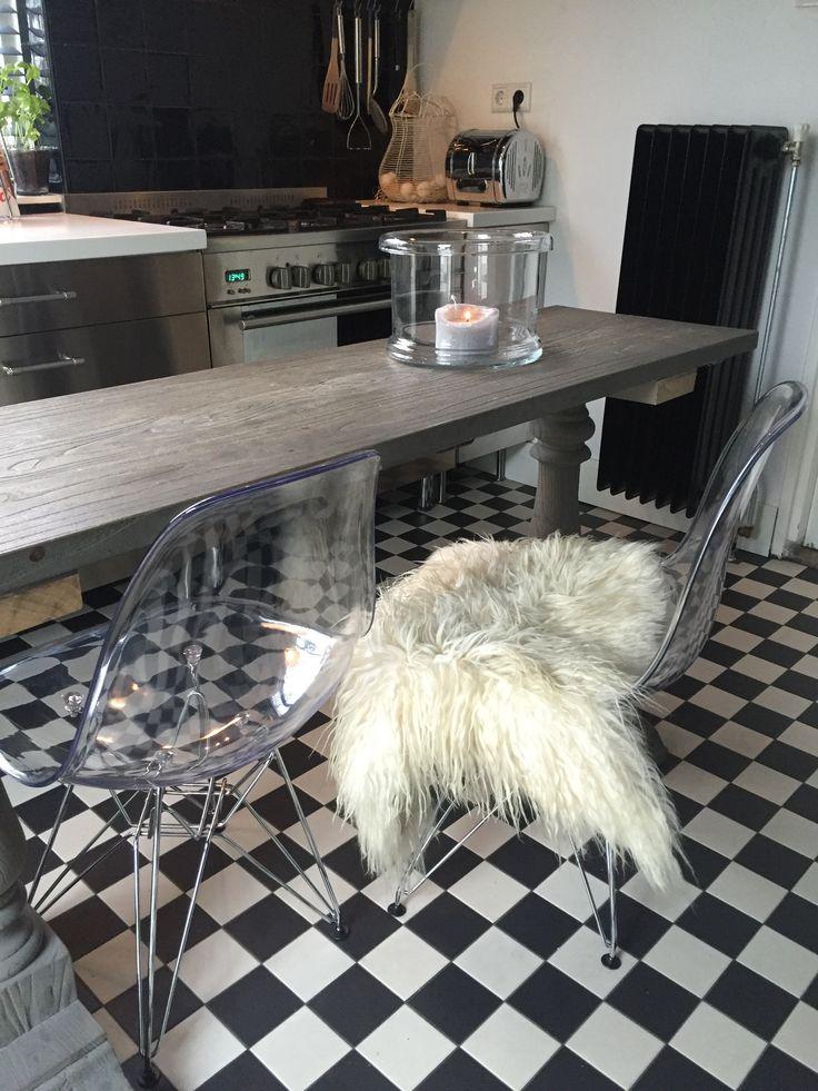 1000+ ideeën over Rvs Keuken op Pinterest - Zwart plafond