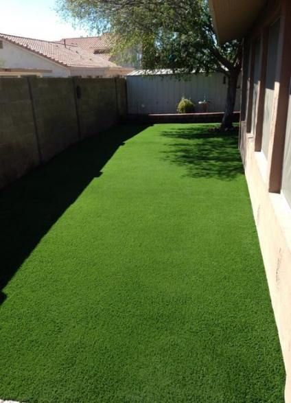 Backyard Dog Run Ideas Artificial Turf 38 Ideas #backyard ...