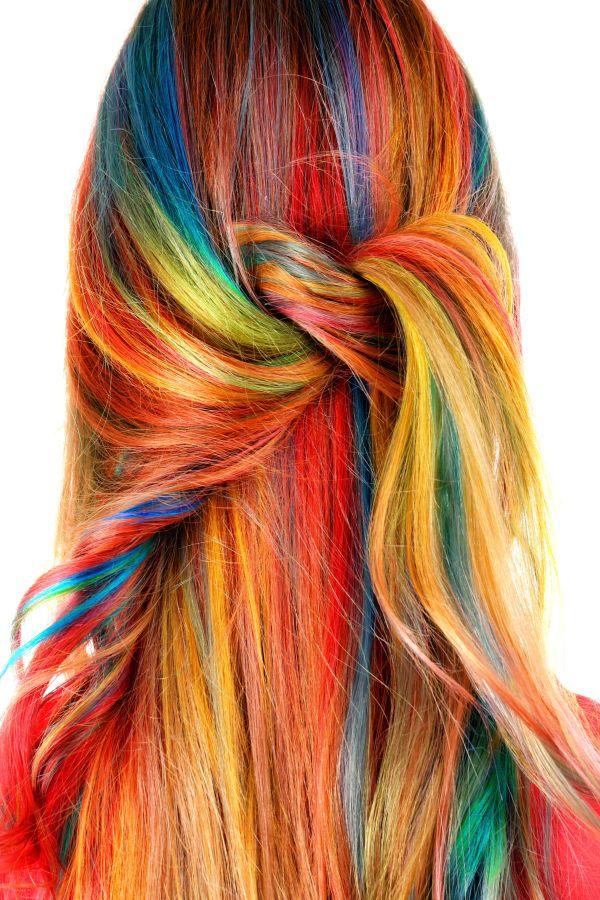 Kool Aid Hair Dye Kool Aid Hair Kool Aid Hair Dye Dyed Hair