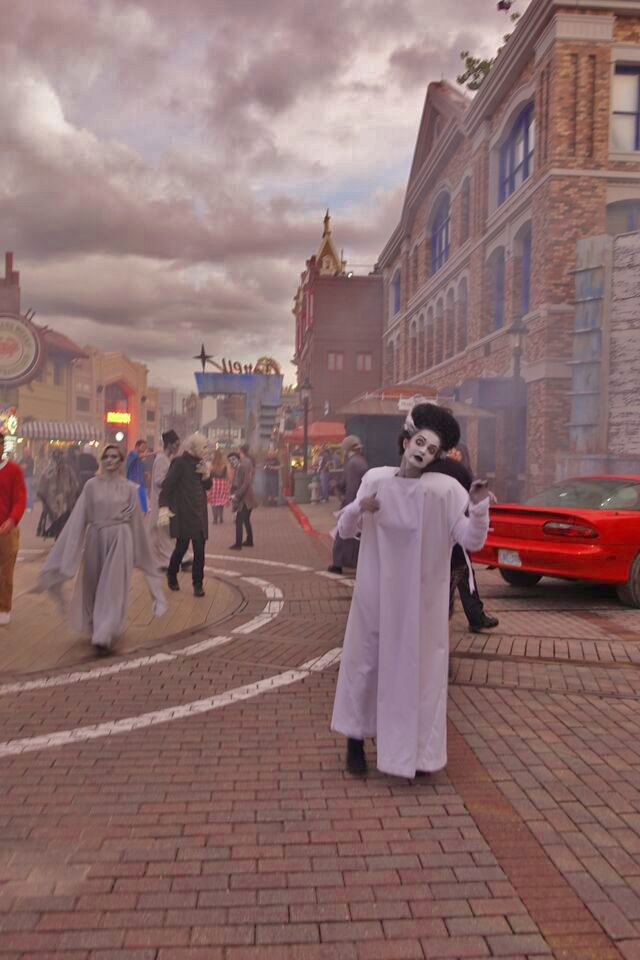 Undercover Tourist's guide to Halloween Horror Nights 25.