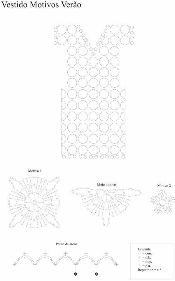 1710 best *crochet fashion images on Pinterest