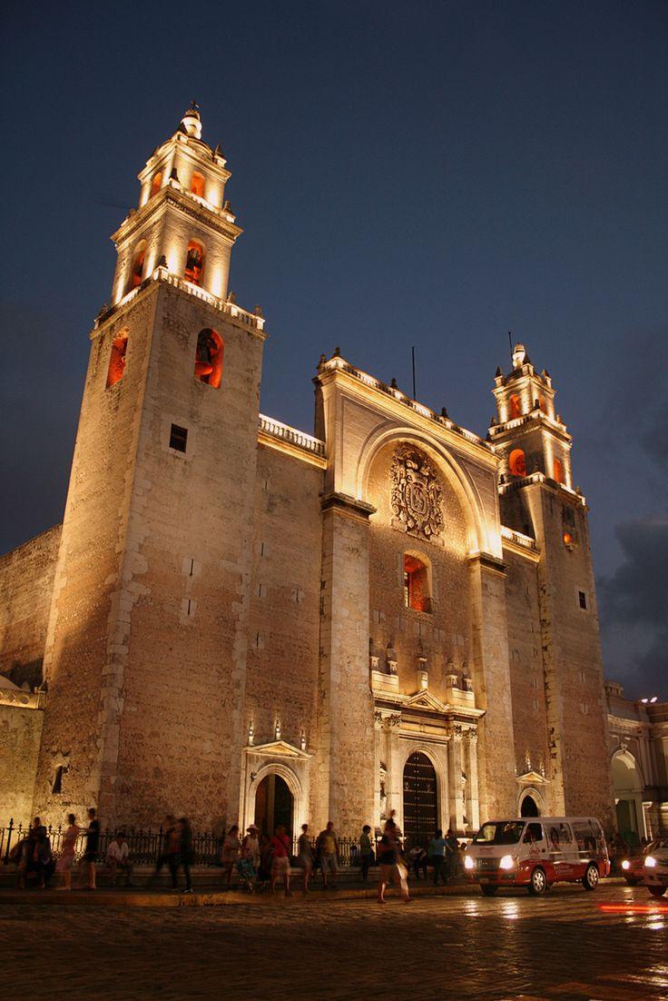 Catedral de Mérida, Yucatán, México