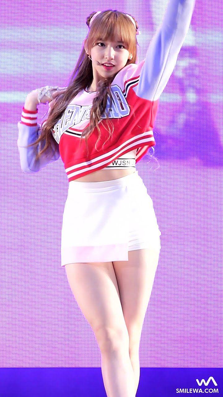 160417 우주소녀(WJSN) 성소 - Catch Me @롯데월드 후레쉬 콘서트 직캠/Fancam by -wA-