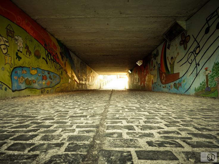 https://flic.kr/p/AxFY7Z | CityScape: Tunnel