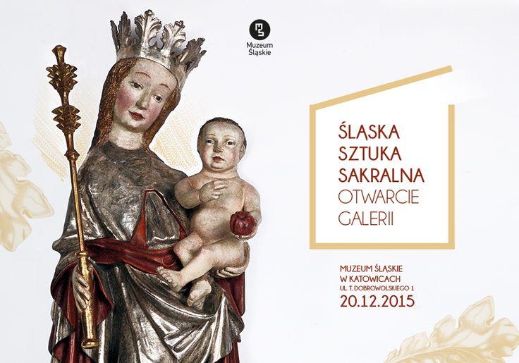 Po latach nieobecności kolekcja śląskiej sztuki sakralnej w zbiorach Muzeum Śląskiego znalazła stałe miejsce prezentacji.   Zapraszamy do zwiedzania!