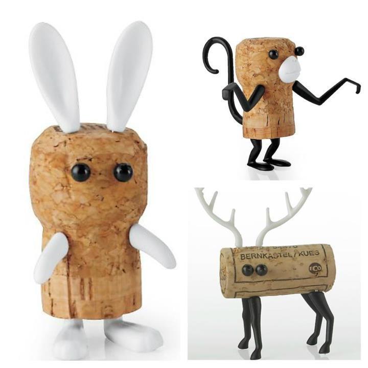 Cork Animals: Crafts And Such