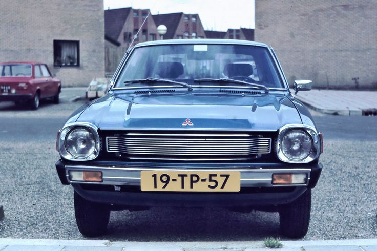 Mitsubishi Lancer 1978