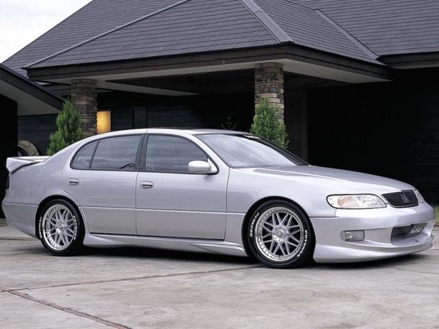 Merveilleux Veilside Toyota Aristo / Lexus GS300 (via Http://www.autowp.