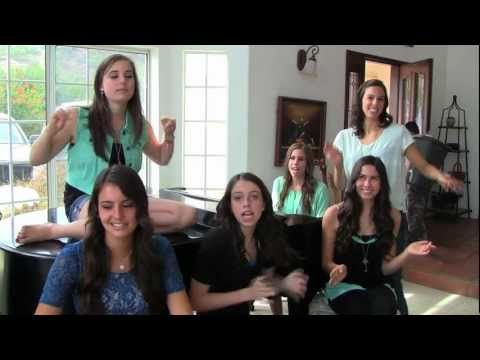 """Cimorelli!  """"You gave me wings and taught me to fly... when we fly we fly together"""""""