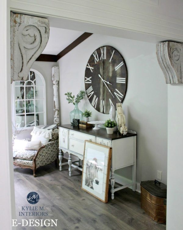 Sherwin Williams The 10 Best Gray And Greige Paint Colours Farmhouse Style Dining Room Farmhouse Dining Room Dining Room Makeover