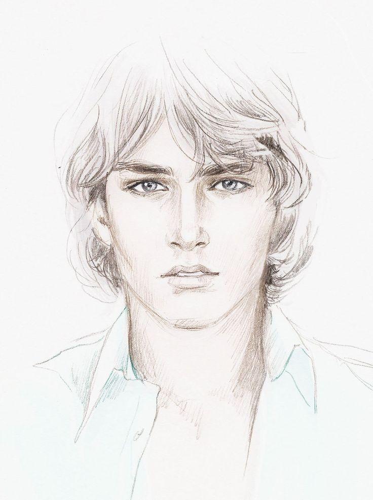 The Face sketch by Ngaladel.deviantart.com on @deviantART