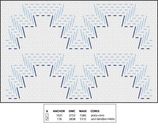 ponto oitinho passo a passo | BAÚ - Trecos, cacarecos e mãos habilidosas: Vagonite (gráficos)