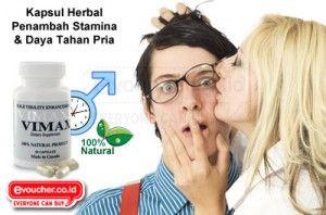 Vimax, Capsule Multivitamin Herbal Tingkatkan Stamina & Daya Tahan Pria Dewasa Di Ranjang Hanya Rp.229,000 - www.evoucher.co.id #Promo #Diskon #Jual  klik > http://www.evoucher.co.id/deal/Vimax-Capsule  Tingkatkan Stamin dan daya tahanmu di atas ranjang dengan mengkonsumsi kapsul Multivitamin Khusus Pria Dewasa Vimax. Terbuat dari 100% bahan alami hasil riset para ahli yang dapat meningkatan kejantanan pria.  *Bagi penderita jantung dilarang menggunakan produk ini  Pe