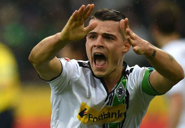 Who is Granit Xhaka? Everything you need to know about Arsenal's latest signing