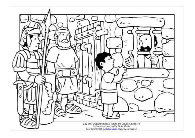 Image Result For Paul Nephew Coloring Page Children S Ministry