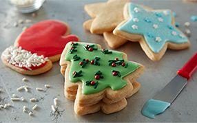 easy christmas sugar cookies
