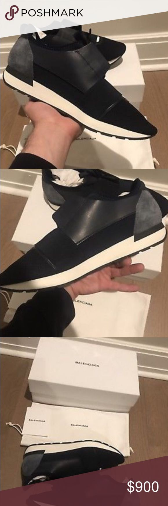 men's Balenciaga Runners Shipping only through Fed ex  payment made on here or venmo  have mutiple sizes Shoes Sneakers