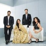 The first look of the director Abhishek Kapoor's Fitoor revealed. The director Abhishek Kapoor has already two super-hit films under his direction Kai Po Che & Rock On. He's now back with UTV Motion Pictures with a passionate love saga - 'Fitoor'. The...