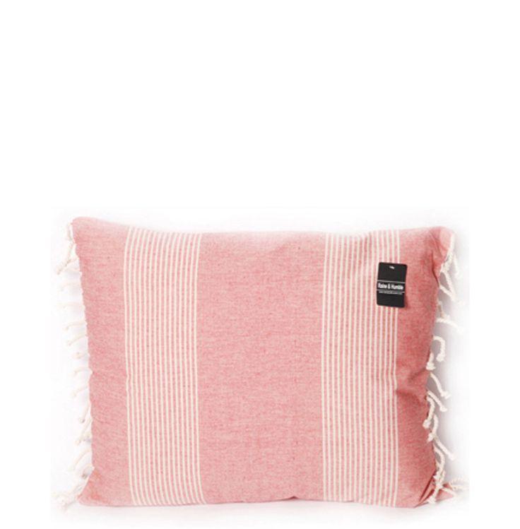 Kumas Range - Red Cushion