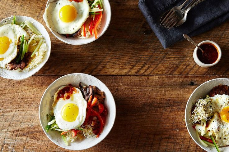 How to Make Bibimbap