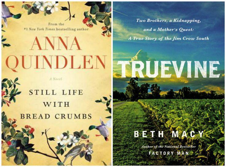 Lit Thursday: Anna Quindlen and Beth Macy