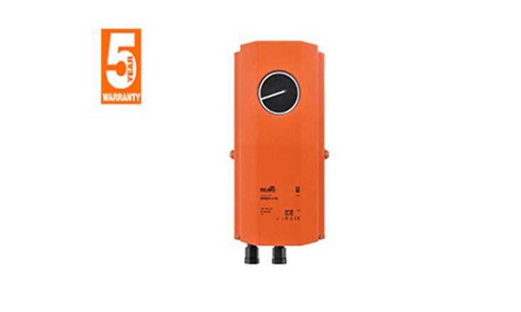 Động cơ điều khiển có tín hiệu lò xo phản hồi loại 180 in-lbs - Spring Return Damper Actuators 180 in-lbs (AF Series)