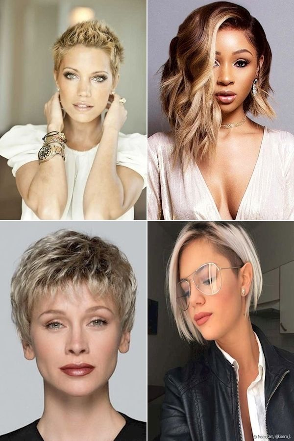 Small Hair Style Photos Of Short Hairstyles Short Women In 2020 Short Hair Styles Hair Styles Short Hair Styles Easy