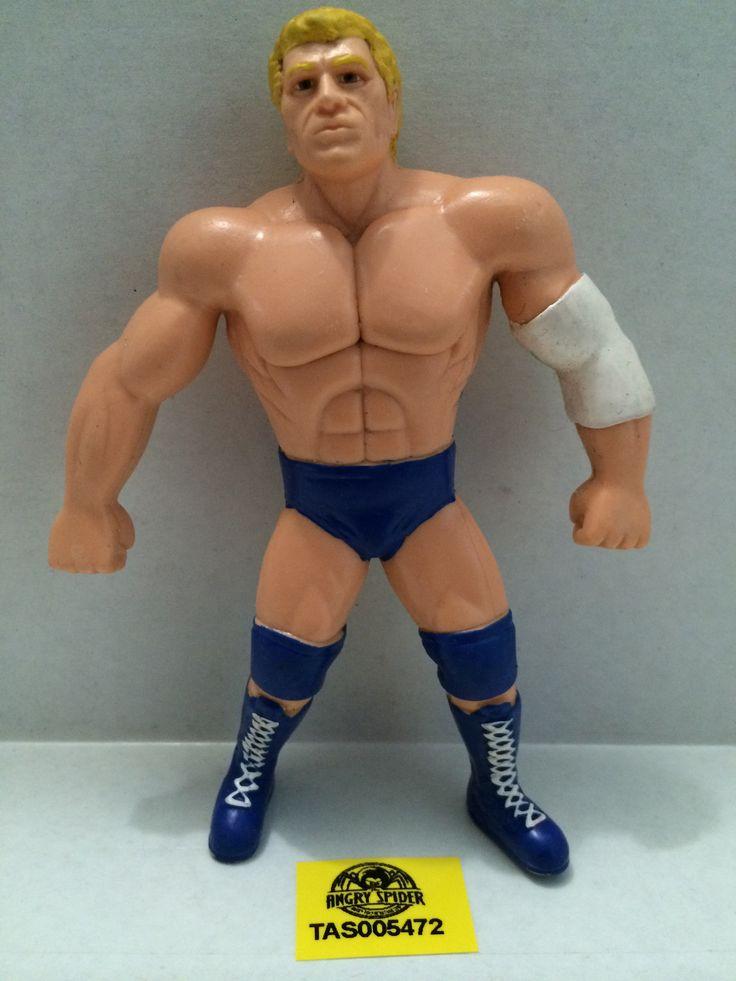 (TAS005472) - WWE WWF WCW nWo Wrestling Bend-Ems Action Figure - Sid