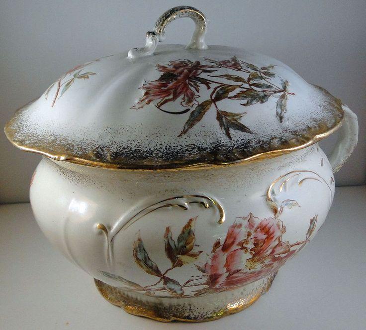 395 best images about pot de chambre on pinterest - Pot de chambre antique ...