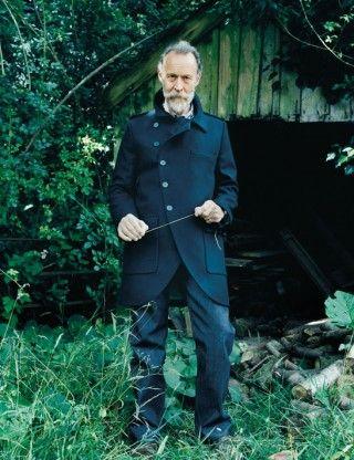 Excellent coat on this dapper gentleman || Toast Men Autumn/Winter 2010