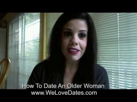 How To #Date an Older Woman #video
