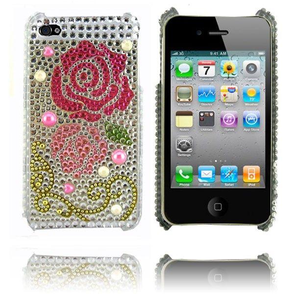 Kimberly (Rose En) iPhone 4 Deksel