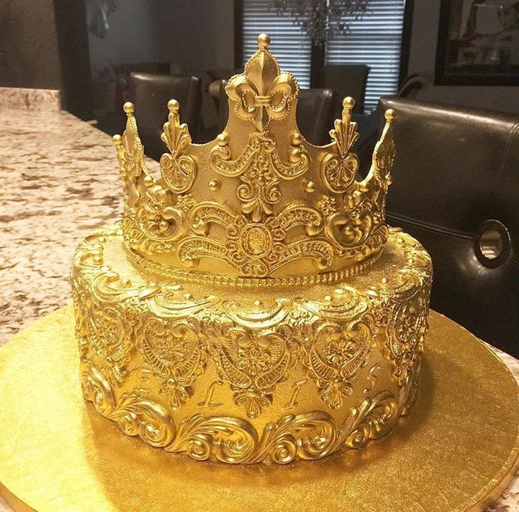 birthday cake crown 17th birthday cake ideas diva birthday cake sweet ...