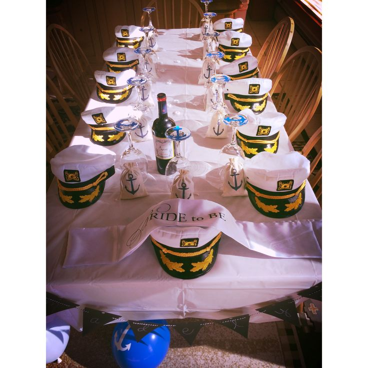 Let's get ready to set sail before our bride to be ties the knot! ⚓️⛵️ Nautical theme bachelorette