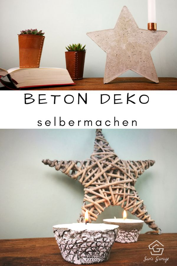 knetbeton betonschalen deko diy anleitungen. Black Bedroom Furniture Sets. Home Design Ideas