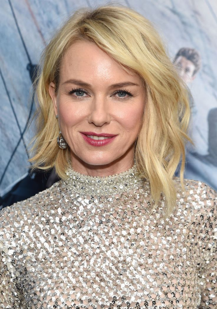 Naomi Watts at the 2016 New York premiere of 'Allegiant'.