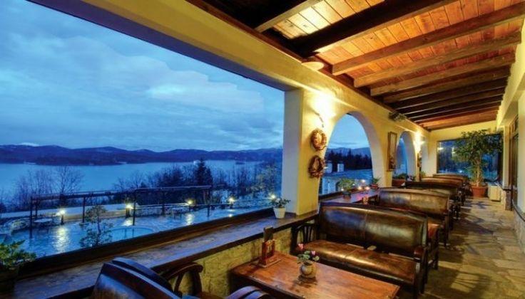 Καθαρά Δευτέρα στo 4* Naiades Hotel στη Λίμνη Πλαστήρα μόνο με 349€!
